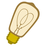 CM Edison Light Bulb