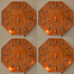 World's First(?) Incandescent Analog Clock