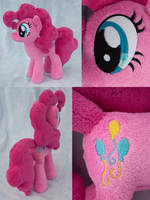 Pinkie Pie 2 by adamlhumphreys