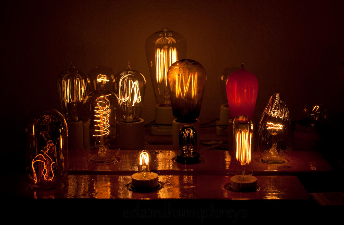 Light Bulb Collection, Update 3 by adamlhumphreys