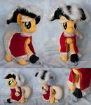 MLP Plushie Contest: Captain Jack Hook