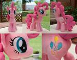 Pinkie Pie 4 (and Pattern)