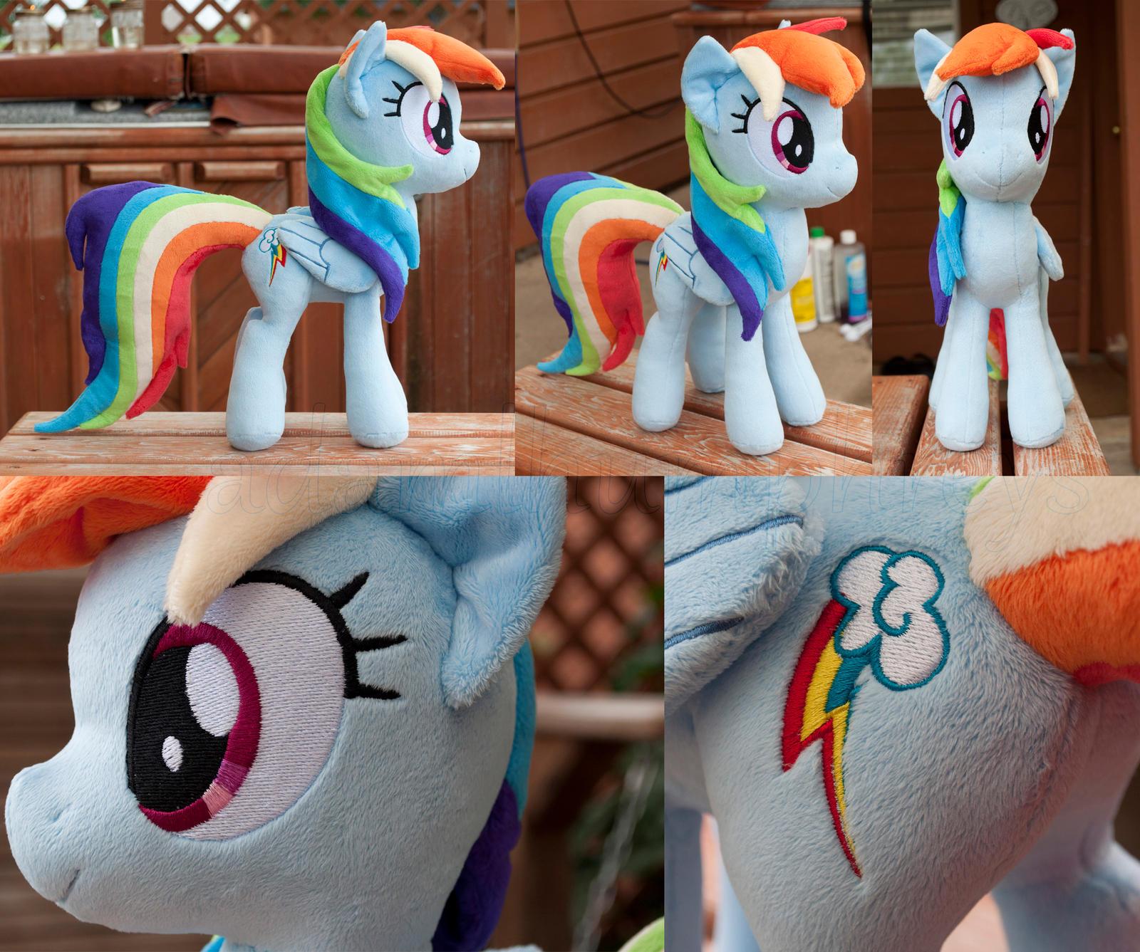 Rainbow Dash 1 for bekindsorewind