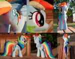 Rainbow Dash 4 for sunsetsprint