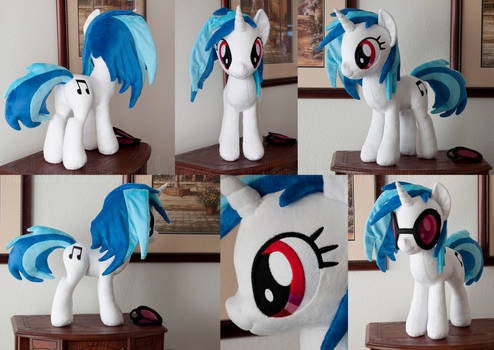 Vinyl Scratch 18'' for alienscorch