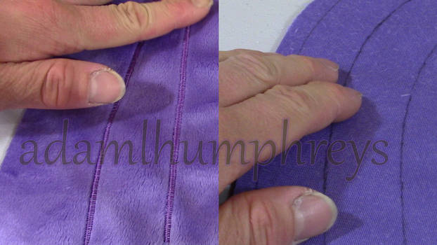 Sewing Tutorial 6: Detail Lines (Zig-zag Stitches)
