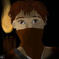 Drew- The Minecraft Survivor by TheFallenWhisper