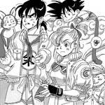 Dragon Ball First Team by poyozodoll