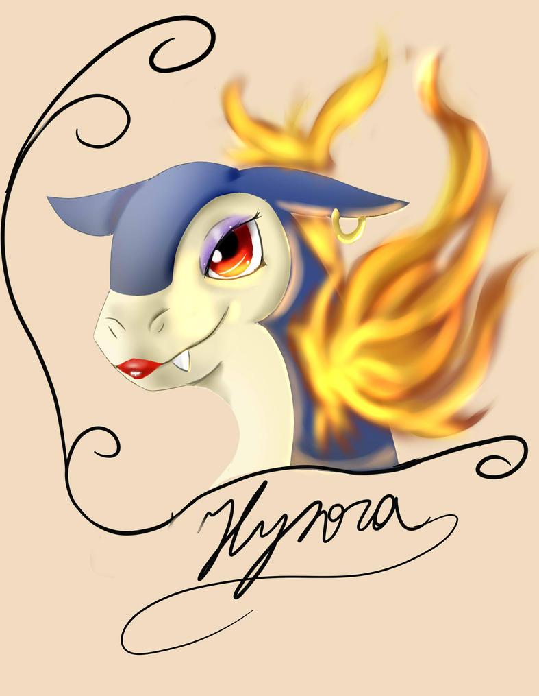Hynora by asami96