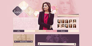 Ordered Danielle Campbell layout