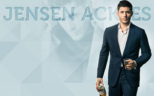 Jensen Ackles wallpaper by Nikrecia