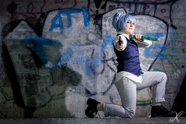 Assassination Classroom - Nagisa Shiota by chibijuudaime