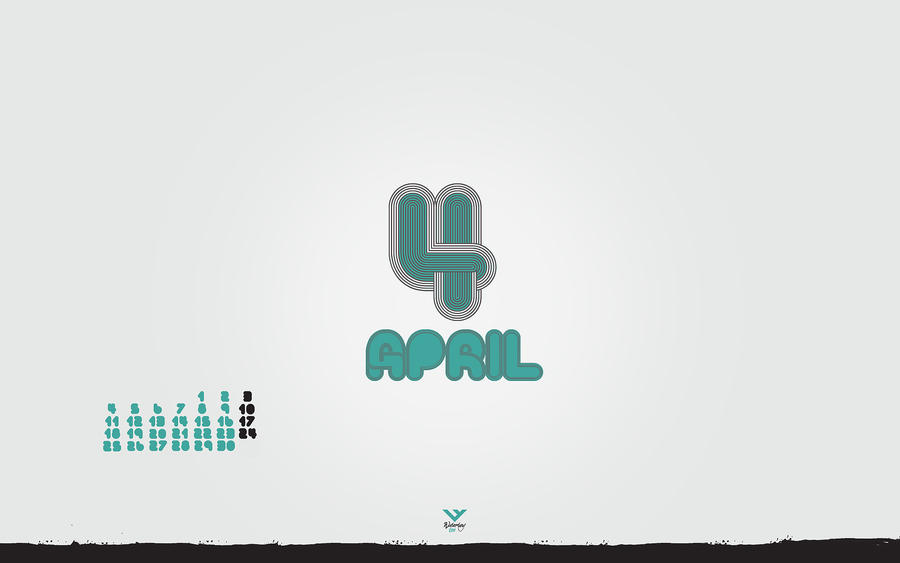 April 2011 - Wallpaper by Waterboy1992