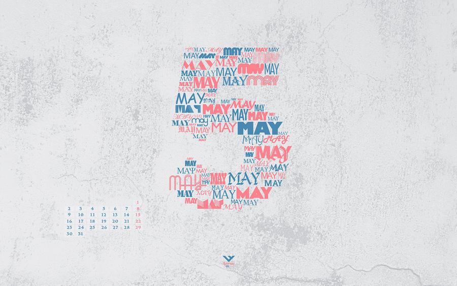 May 2011 - Wallpaper by Waterboy1992