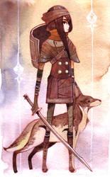 the scythian by coifishu