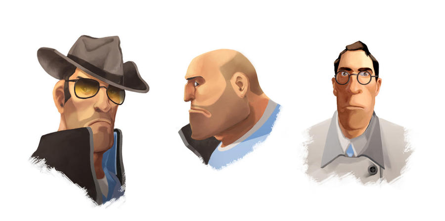 Team fortress 2 poker face