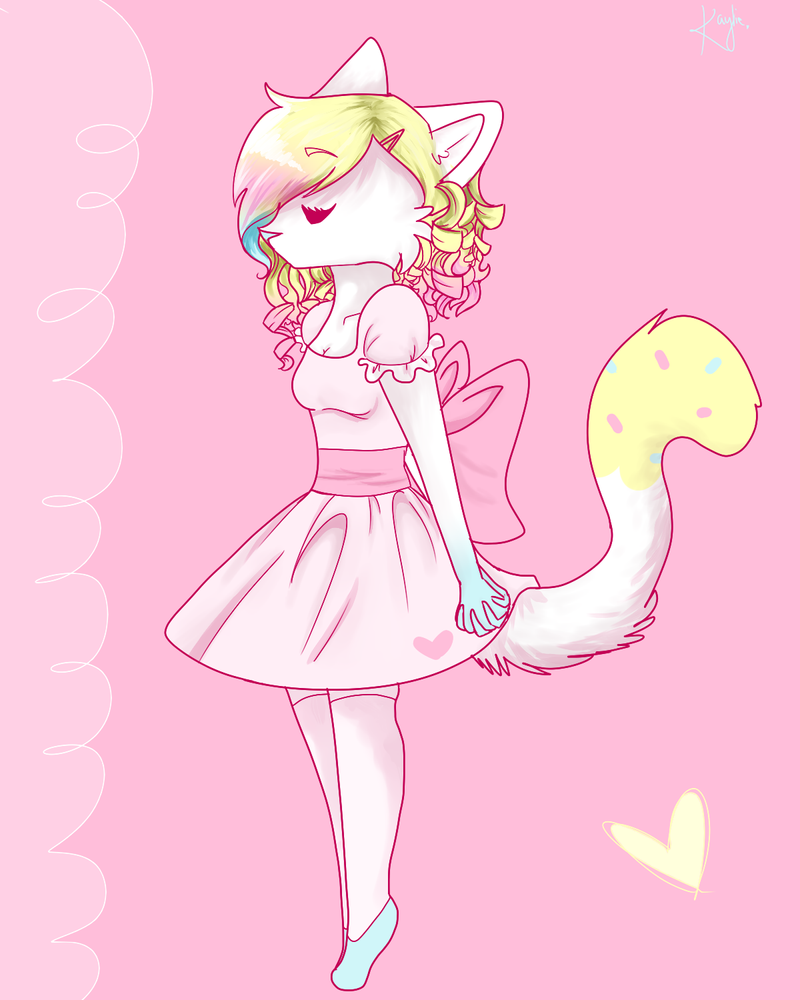 pink frilly things by sugary-carousel
