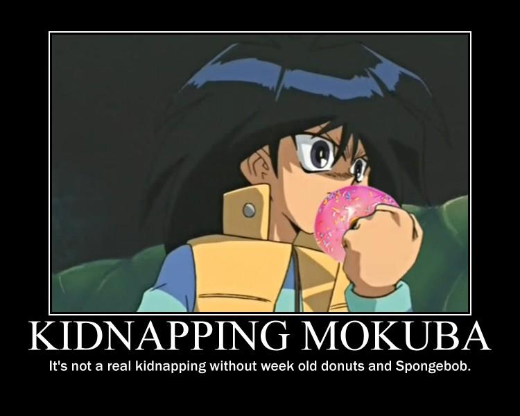 Kidnapping Mokuba by CelestialEnchantress
