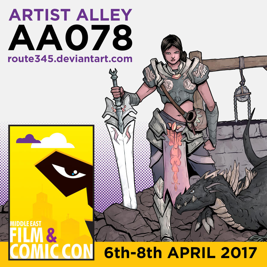 Artist Alley by route345