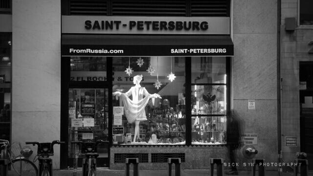 Sankt Peterburg   Manhattan NYC by SynfulSick