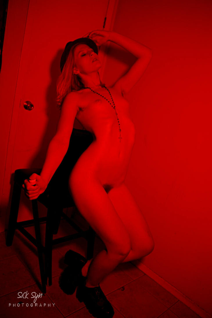 Tiffany Helms | RED ROOM | Spot Light by SynfulSick