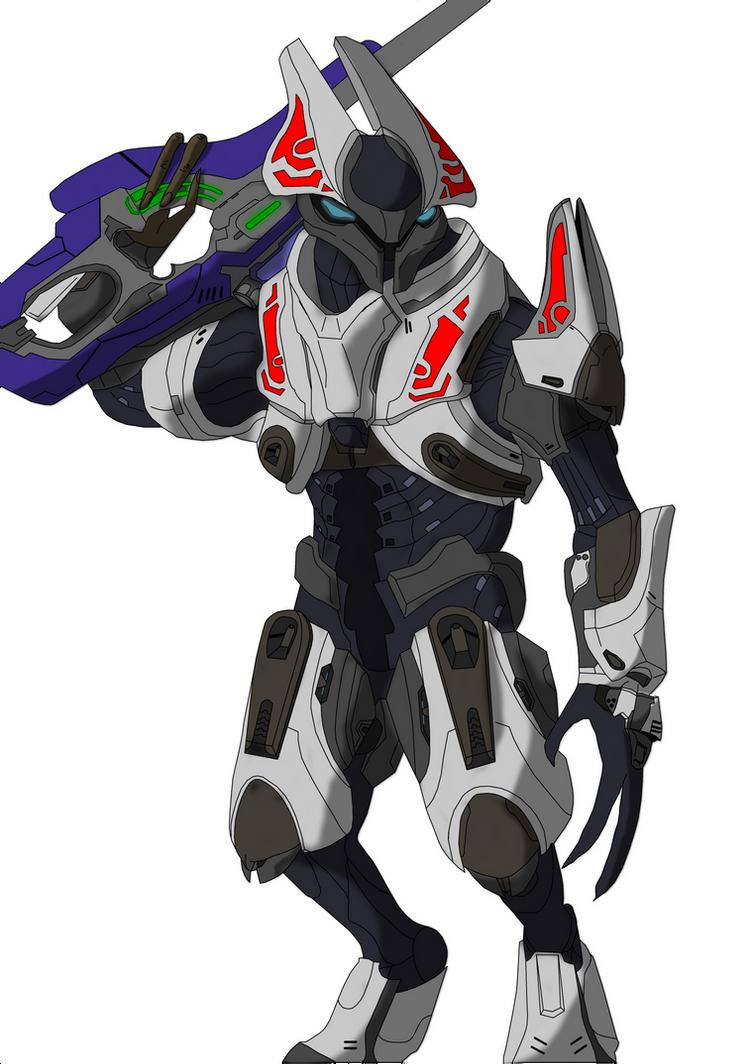 Halo Reach Sangheili Ultra *Updated* by Arbiter446 on ...
