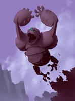 Robo Kong by Artsammich