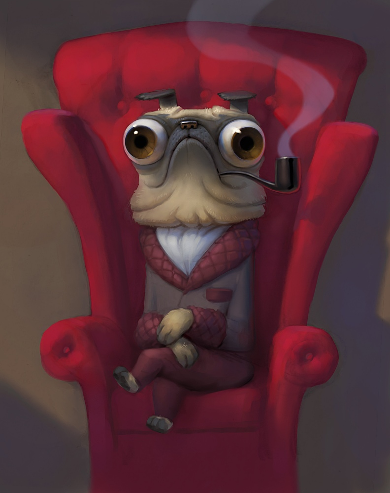 Lord Rufus T. Pugsmere by Artsammich