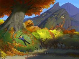 Fall by Artsammich