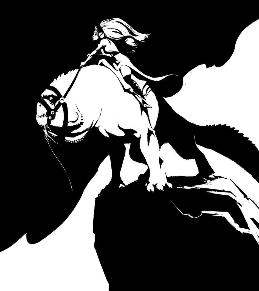 Wind Rider by Artsammich