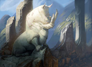 Rhino God