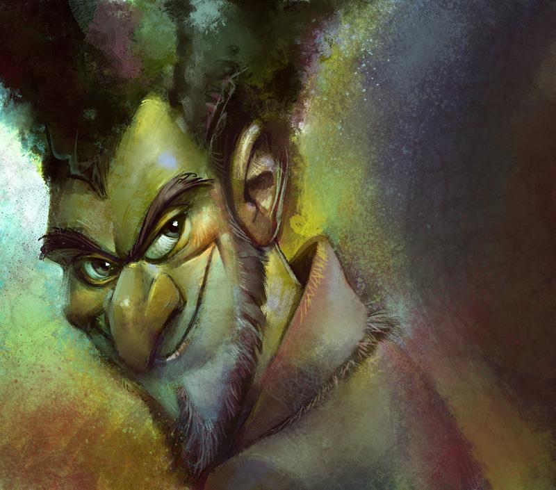 Color Me Crazy by Artsammich