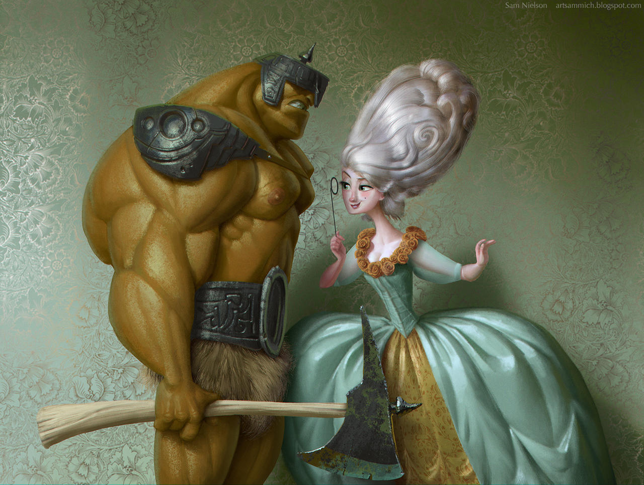 Meet the Duchess by Artsammich