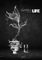 water is life by grohsARTig