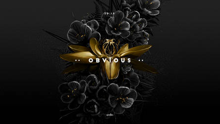 OBVIOUS by grohsARTig