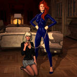 Mistress and Her Sub