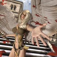 My Guardian Angel by Shimeri