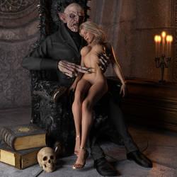 Vampire Throne by Shimeri
