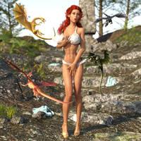 Dragon Trouble by Shimeri