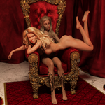 Hedonistic Queen Two by Shimeri