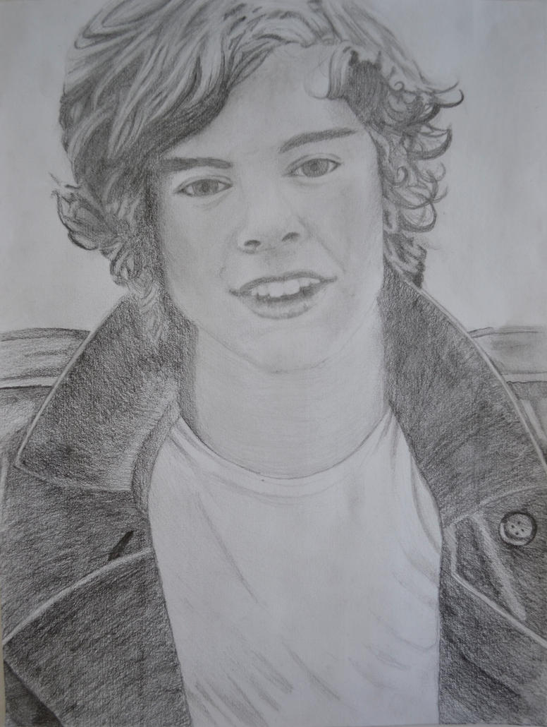 Harry Styles Pencil Drawings Styles Pencil Drawings of