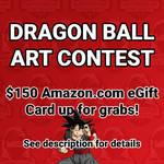 Dragon Ball Art Contest by Redheadhenry