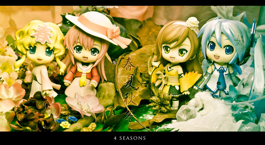 4 Seasons by Kodomut