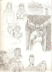 Jingo Doodles by mjOboe