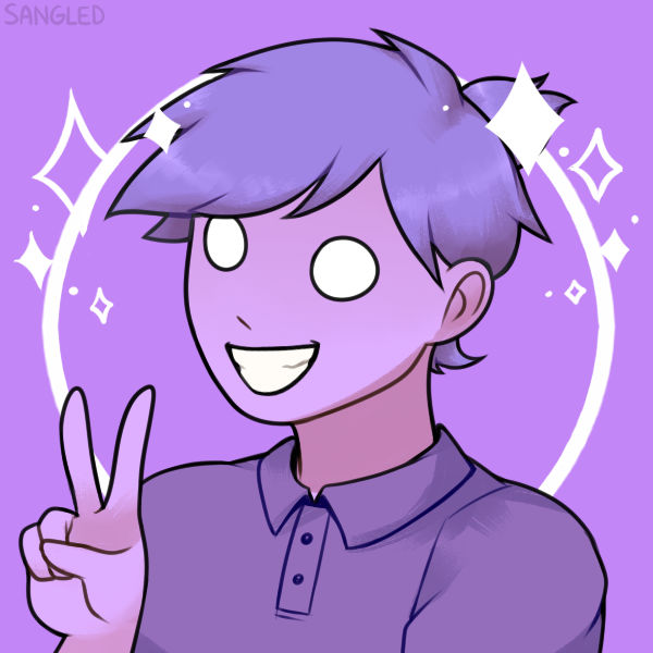 Vincent in Picrew Character Creator