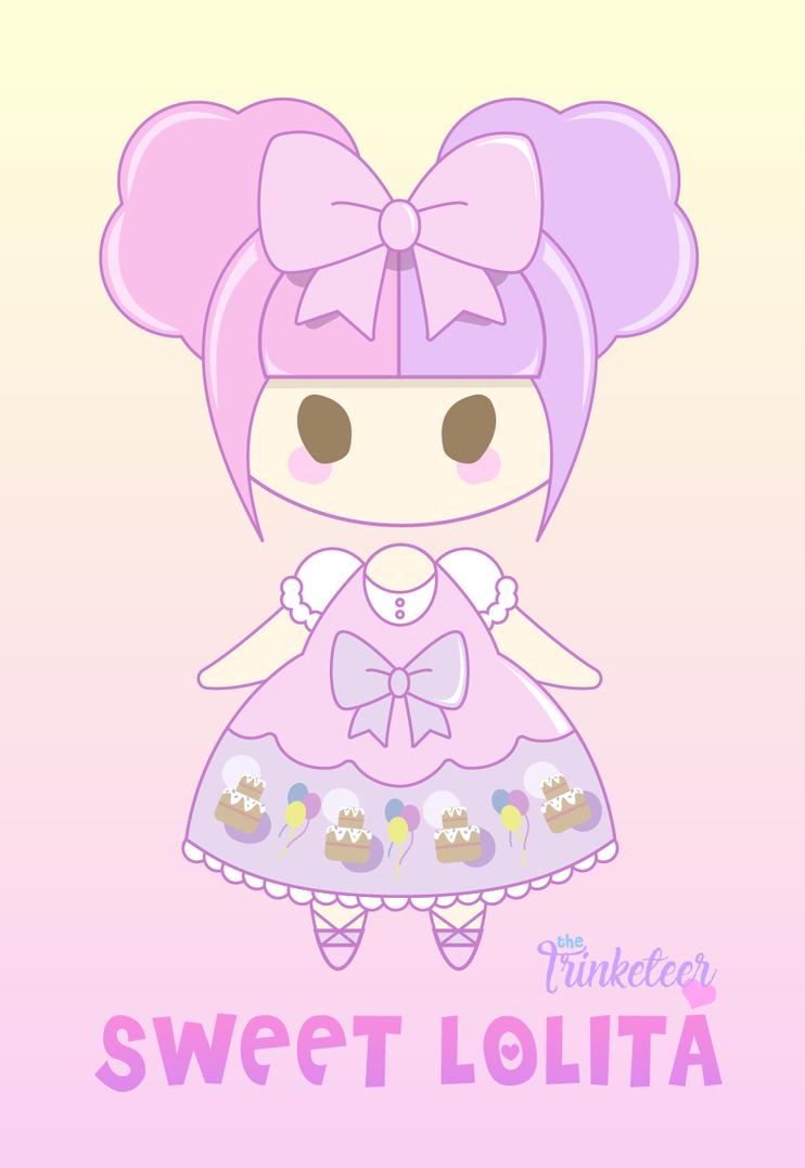 Sweet lolita by ninslayer