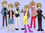 Aaron Outfits