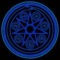 Magic Circle by Vylen