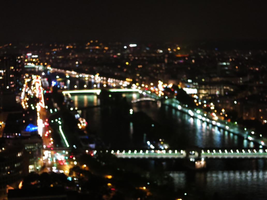 Paris At Night #2 by Solsteyn