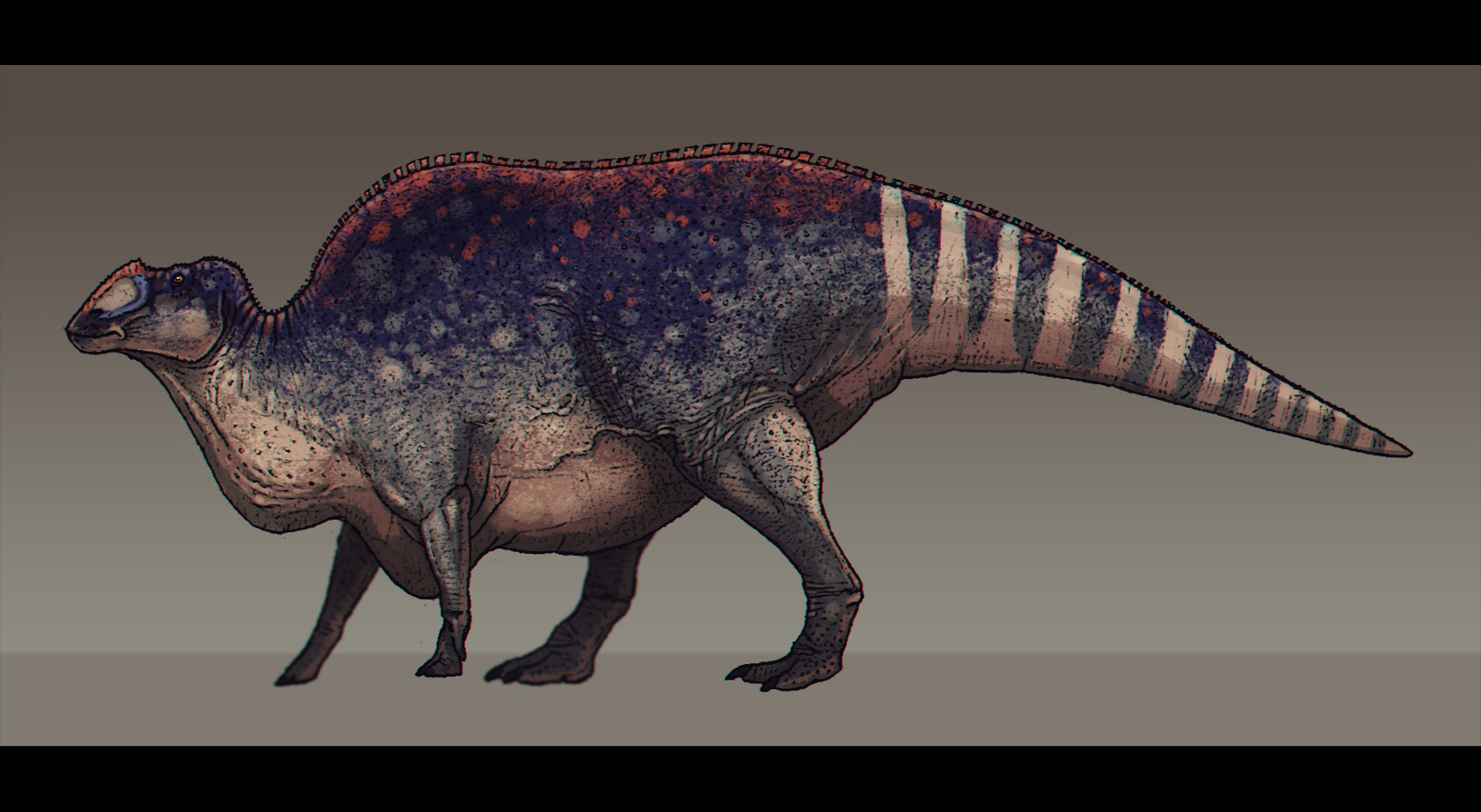 Gryposaurus notabilis by Paleocolour on DeviantArt